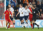 Gary Caldwell furious with referee Florian Meyer