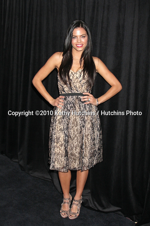 Jenna Dewan.arriving at the 9th Annual Award Season Diamond Fashioln Show Preview.Beverly Hills Hotel.Beverly Hills, CA.January 14, 2010.©2010 Kathy Hutchins / Hutchins Photo....