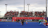 General view during the Pro League Hockey match between the Blacksticks men and the Argentina, Nga Punawai, Christchurch, New Zealand, Friday 28 February 2020. Photo: Simon Watts/www.bwmedia.co.nz