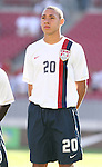 United States' Chris Klute on Sunday, March 25th, 2007 at Raymond James Stadium in Tampa, Florida. The United States Men's Under 17 National Team defeated El Salvador in a U-17 international friendly.