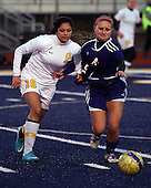 Auburn Hills Avondale at Oxford, Girls Varsity Soccer, 3/28/13