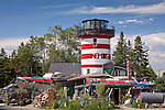 Nemo's BBQ in Bass Harbor, ME, USA