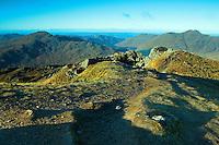 Ben Donich and Beinn an Lochain from The Cobbler, the Arrochar Alps, Loch Lomond and the Trossachs National Park, Argyll & Bute