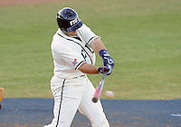 Florida International University infielder Mike Martinez (40) plays against Florida Atlantic University. FAU won the game 9-5 on March 17, 2012 at Miami, Florida.