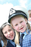 Charlotte O'Neill tries on a Coastguard hat when the Coastguard visited Marymount NS to give a talk about Water Safety...Photo NEWSFILE/Jenny Matthews.(Photo credit should read Jenny Matthews/NEWSFILE)....This Picture has been sent you under the condtions enclosed by:.Newsfile Ltd..The Studio,.Millmount Abbey,.Drogheda,.Co Meath..Ireland..Tel: +353(0)41-9871240.Fax: +353(0)41-9871260.GSM: +353(0)86-2500958.email: pictures@newsfile.ie.www.newsfile.ie.FTP: 193.120.102.198.