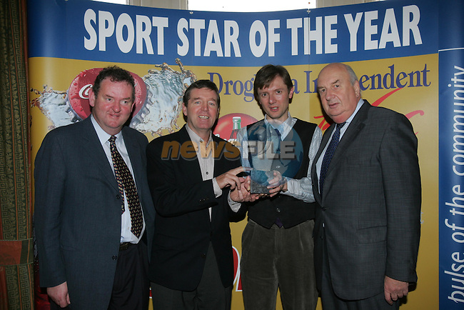 Sport Star of the month.Photo NEWSFILE/FRAN CAFFREY..(Photo credit should read FRAN CAFFREY/NEWSFILE)...This Picture has been sent you under the condtions enclosed by:.Newsfile Ltd..the Studio,.Millmount Abbey,.Drogheda,.Co Meath..Ireland..Tel: +353(0)41-9871240.Fax: +353(0)41-9871260.GSM: +353(0)86-2500958.email: pictures@newsfile.ie.www.newsfile.ie.FTP: 193.120.102.198..This picture is from Fran Caffrey@newsfile.ie