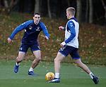 26.10.18 Rangers training: Lee Wallace