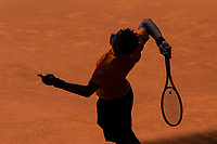 Madrid Open tennis in Madrid.Gael Monfils - Gilles Simon