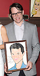 Matthew Broderick.attending the unveiling of the Sardi's Kelli O'Hara Caricature in New York City on June 5, 2012.