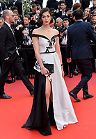 "CANNES, FRANCE. May 15, 2019: Lison di Martino at the gala premiere for ""Les Miserables"" at the Festival de Cannes.<br /> Picture: Paul Smith / Featureflash"