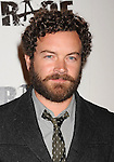 LOS ANGELES, CA - SEPTEMBER 30: Danny Masterson arrives at the Official Launch Party For RAGE Hosted By Charlize Theron at Chinatown's Historical Central Plaza on September 30, 2011 in Los Angeles, California.