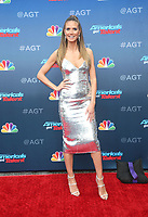 PASADENA, CA - MARCH 12: Heidi Klum, at America&rsquo;s Got Talent  Kickoff at The Pasadena Civic Auditorium in Pasadena, California on March 12, 2018. <br /> CAP/MPI10<br /> &copy;MPI10/Capital Pictures