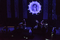 Rebelution in Concert at The College Street Music Hall, New Haven, CT. June 8, 2016. Lighting Design by Kenny Gribbon with Pulse Lighting. concertlighting.com