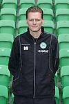 team arts Stijn de Bruin of FC Groningen,