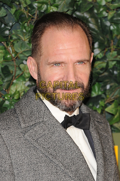 LONDON, ENGLAND - NOVEMBER 13: Ralph Fiennes attends The London Evening Standard Theatre Awards at The Old Vic Theatre on November 13, 2016 in London, England.<br /> CAP/BEL<br /> &copy;BEL/Capital Pictures