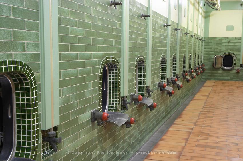 concrete vats aime stentz & fils wettolsheim alsace france