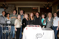 LOS ANGELES - FEB 2:  James, Morgan, Goddard, Adams, McCook, Maitland, Bregman, LeBlanc, Linder, Lang, Bell at the Tracey Bregman 35th Anniversary on the Young and the Restless at CBS TV City on February 2, 2018 in Los Angeles, CA