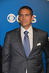 Person of Interest's Jim Caviezel - CBS Upfront 2012 at the Tent in Lincoln Center, New York City, New York. (Photo by Sue Coflin/Max Photos)