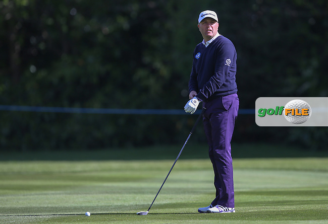 Graeme STORM (ENG) during the Pro-Am ahead of the 2015 BMW PGA Championship over the West Course at Wentworth, Virginia Water, London. Picture David lloyd, www.golffile.ie: 20/05/2015