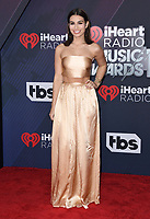 11 March 2018 - Inglewood, California - Ashley Ianconetti. 2018 iHeart Radio Awards held at The Forum. <br /> CAP/ADM/BT<br /> &copy;BT/ADM/Capital Pictures