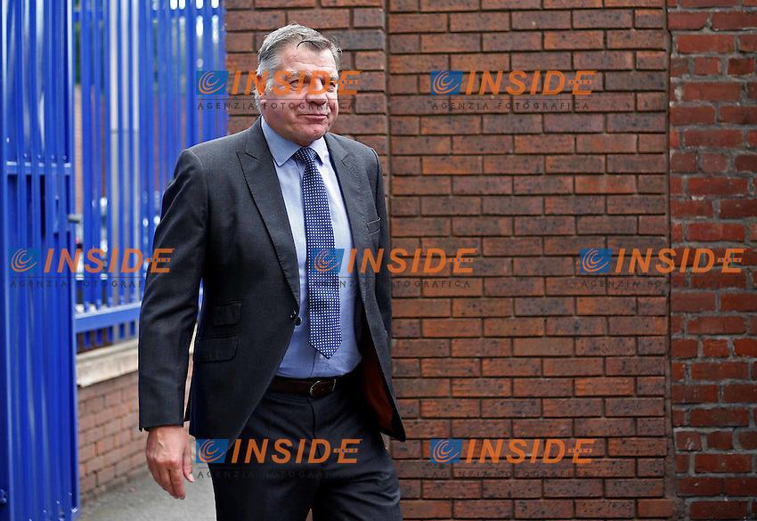 FILE PHOTO -  Football Soccer Britain - Everton v Stoke City - Premier League - Goodison Park - 27/8/16England manager Sam Allardyce before the match <br /> Foto Panoramic / Insidefoto <br /> ITALY ONLY