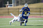 2015.02.01 - NCAA MLAX - Delaware vs High Point