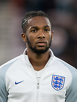 Kasey Palmer (Huddersfield Town (on loan from Chelsea) of England U21 ahead of the FIFA World Cup qualifying match between England and Slovakia at Wembley Stadium, London, England on 4 September 2017. Photo by PRiME Media Images.