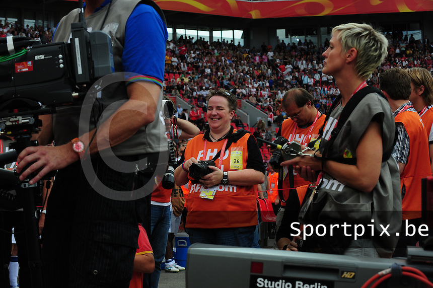 Fifa Women's World Cup Germany 2011 : England - France - at Leverkusen : Marion Kehren.foto DAVID CATRY / Vrouwenteam.be