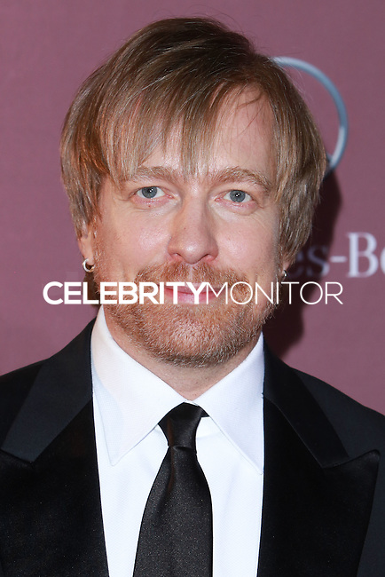 PALM SPRINGS, CA, USA - JANUARY 03: Morten Tyldum arrives at the 26th Annual Palm Springs International Film Festival Awards Gala Presented By Cartier held at the Palm Springs Convention Center on January 3, 2015 in Palm Springs, California, United States. (Photo by David Acosta/Celebrity Monitor)