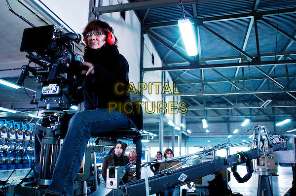 Isabel Coixet, director.on the set of The Secret Life of Words .*Filmstill - Editorial Use Only*.CAP/PLF.Supplied by Capital Pictures.