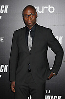 Lance Reddick at the World Premiere of &quot;John Wick: Chapter 3 Parabellum&quot;, held at One Hanson in Brooklyn, New York, USA, 09 May 2019<br /> CAP/ADM/LJ<br /> &copy;LJ/ADM/Capital Pictures