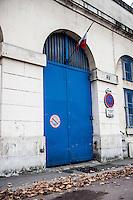 Nabilla Benattia incarcérée à la Maison d'arrêt de Versailles - France