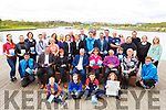 Launching the Tralee by the Sea brochure at the Tralee Bay Wetlands Centre on Tuesday.