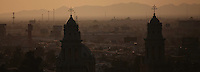 Vista panoramica de Hermosillo, Sonora Mexico.<br />