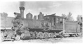 RGS 2-8-0 #41 in Ridgway yard coupled to leased D&amp;RGW #463.<br /> RGS  Ridgway, CO  Taken by Kindig, Richard H. - 9/1/1940
