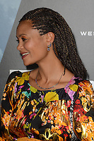 HOLLYWOOD, CA - SEPTEMBER 28: Thandie Newton at the premiere of HBO's 'Westworld' at TCL Chinese Theatre on September 28, 2016 in Hollywood, California. Credit: David Edwards/MediaPunch