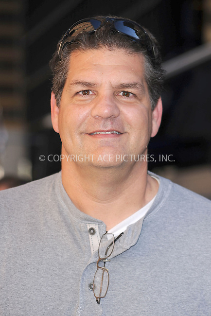 WWW.ACEPIXS.COM . . . . . .October 13, 2010, New York City... Mike Golic arrives to tape the Late Show with David Letterman on October 13, 2010 in New York City....Please byline: KRISTIN CALLAHAN - ACEPIXS.COM.. . . . . . ..Ace Pictures, Inc: ..tel: (212) 243 8787 or (646) 769 0430..e-mail: info@acepixs.com..web: http://www.acepixs.com .