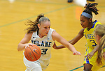 Tulane downs McNeese State, 74-49, in Women's Basketball action.