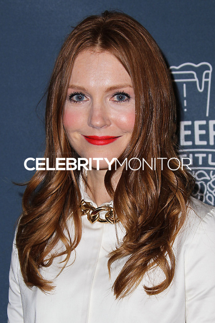 WASHINGTON D.C., USA - MAY 02: Darby Stanchfield at The Hill and Entertainment Tonight Celebrate The White House Correspondents' Dinner Weekend held at the Embassy of Canada on May 2, 2014 in Washington D.C., United States. (Photo by Xavier Collin/Celebrity Monitor)