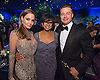 ANGELINA JOLIE, BRAD PITT AND CHERYL BOONE ISAACS (AMPAS President)<br /> attend the Governor's Ball foollowing the Oscar Ceremony, Dolby&reg; Theatre in Hollywood, Los Angeles_02/03/2014<br /> Mandatory Photo Credit: &copy;Wawrychuk/Newspix International<br /> <br /> **ALL FEES PAYABLE TO: &quot;NEWSPIX INTERNATIONAL&quot;**<br /> <br /> PHOTO CREDIT MANDATORY!!: NEWSPIX INTERNATIONAL(Failure to credit will incur a surcharge of 100% of reproduction fees)<br /> <br /> IMMEDIATE CONFIRMATION OF USAGE REQUIRED:<br /> Newspix International, 31 Chinnery Hill, Bishop's Stortford, ENGLAND CM23 3PS<br /> Tel:+441279 324672  ; Fax: +441279656877<br /> Mobile:  0777568 1153<br /> e-mail: info@newspixinternational.co.uk