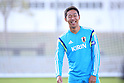 Hiroshi Kiyotake (JPN),<br /> JUNE 22, 2014 - Football / Soccer : Japan's national soccer team training session at Japan's team base camp at Training Site Pass in Itu Brazil.<br /> (Photo by Kenzaburo Matsuoka/AFLO)