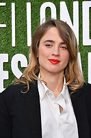 Adèle Haenel at 'Portrait of a Lady on Fire' premiere, an 18th century drama about a female painter who falls in love with her subject, at Embankment Gardens Cinema, London, England on October 08, 2019.<br /> CAP/JOR<br /> ©JOR/Capital Pictures