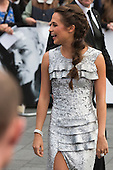 London, UK. 11 July 2016. Swedish actress Alicia Vikander. Red carpet arrivals for the European Premiere of the Universal movie Jason Bourne (2016) in London's Leicester Square.