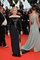 """CANNES, FRANCE. May 24, 2019: Virginie Efira  at the gala premiere for """"Sybil"""" at the Festival de Cannes.<br /> Picture: Paul Smith / Featureflash"""