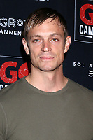 LOS ANGELES - OCT 20:  Joel Kinnaman at the GO Campaign Gala at the City Market Social House on October 20, 2018 in Los Angeles, CA