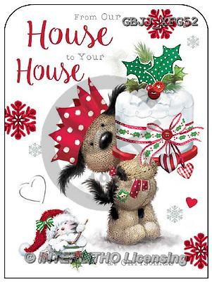 Jonny, CHRISTMAS ANIMALS, WEIHNACHTEN TIERE, NAVIDAD ANIMALES, paintings+++++,GBJJXFG52,#XA#