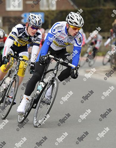 2013-03-02 / Wielrennen / seizoen 2013 / Noah Jans..Foto: Mpics.be