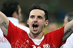 Ivan Nincevic. SLOVENIA vs CROATIA: 26-31 - Bronze Medal Match.
