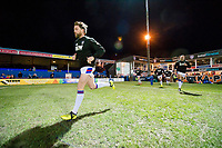 Picture by Allan McKenzie/SWpix.com - 09/02/2018 - Rugby League - Betfred Super League - Wakefield Trinity v Salford Red Devils - The Mobile Rocket Stadium, Wakefield, England - Danny Kirmond leads the team out to training.