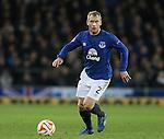 Tony Hibbert of Everton - UEFA Europa League - Everton vs  Lille - Goodison Park Stadium - Liverpool - England - 6th November 2014 - Pic Simon Bellis/Sportimage